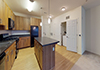 1BR, 1BA, Unit 005-159 (1001 sq ft)