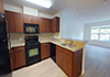 1BR, 1BA, Unit 020-107 (679 sq ft)